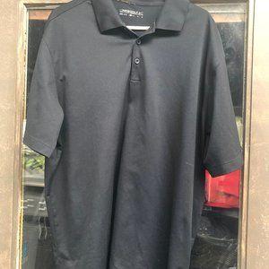 Nikegolf Men'd Black Polo Shirt Size XL